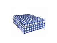 Single Divan Bed (3 FT) With Mattress with No Storage