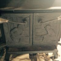 Need a hunting WOOD STOVE for camp?