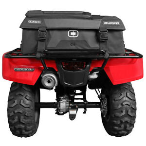Ogio Burro ATV Rear Bag Stealth - Canada - ATV TIRE RACK