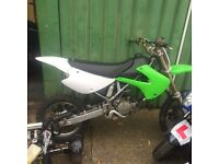 Kawasaki kx85 2001 needs engine rebuild