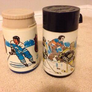 Bobby Orr - NHL thermos - vintage - rare Cambridge Kitchener Area image 2
