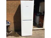 Tall hotpoint fridge freezer very good condition