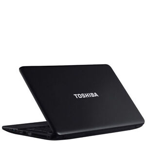 Used black toshiba laptop window 8 activated