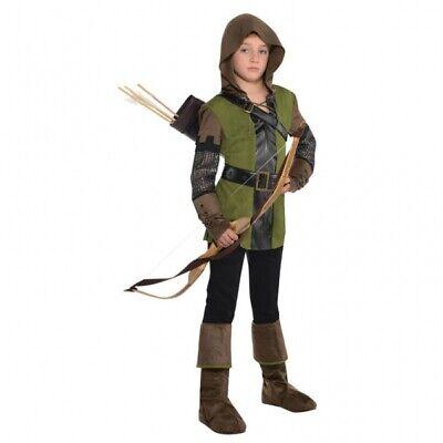 Hood 12 - 14 Fasching Verkleidung Karneval Kostüme Jungen (Kostüm Robin Hood)