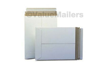200 - 13x18 Uncompromising PHOTO  MAILERS ENVELOPES STAY FLATS THICKER ( 28 POINT)