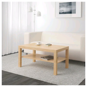 IKEA LACK COFFEE TABLE / TV STAND / TV BENCH BIRCH