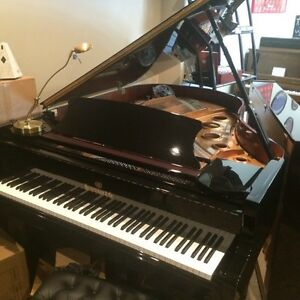 NEW Heintzman 6' Professional series Grand Piano 1 ONLY $16,999