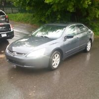 2003 Honda Accord Cuir Berline