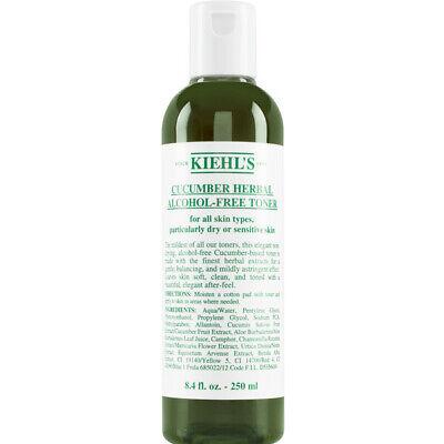 Kiehl's - Cucumber Herbal Alcohol-Free Toner (250ml)