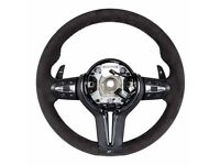 BMW M PERFORMANCE F82 steering wheel paddle shift
