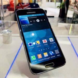 GOOD CONDITION SAMSUNG GALAXY S5 MINI 16GB BLACK UNLOCKED Broadbeach Gold Coast City Preview