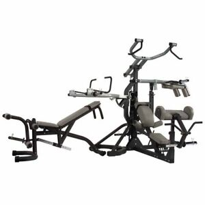 (Body Solid) Complete Home Gym Package