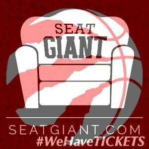 TORONTO RAPTORS VS CLEVELAND TICKETS! FROM $58!!!