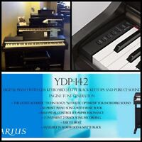 Yamaha digital piano YDP162PE &YDP142