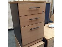 Office pedestal, drawer unit