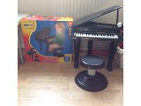 Briun 19 melody Piano with seat