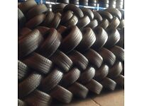 Car & Van Tyres . Used Tyre Dealer . Partworn Tires . Seccond Hand Tire Specialist