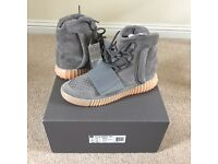 Adidas Yeezy Boost 750 Grey Gum UK8.5