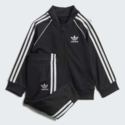 ADIDAS BABY & TODDLER SUPERSTAR TRACKSUIT GD2625