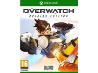 OVERWATCH ORIGINS EDITION GAME FOR XBOX ONE NEW & SEALED £30