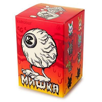 ONE BLIND BOX MISHKA DUNNY DESIGNER VINYL FIGURE BY KIDROBOT
