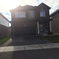 Rymal and upper centennial area 4 bedroom house