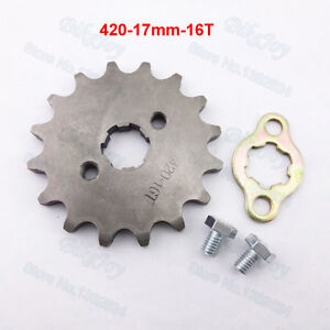 Wanted : 420 sprocket 16 tooth