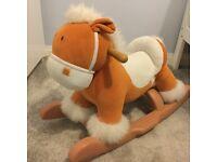 Rocking horse for toddler