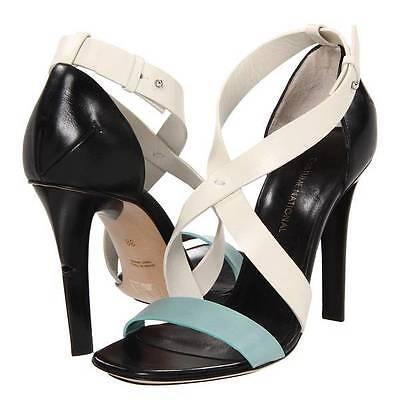 Kostüm Nationale Lima Stiletto Sandalen, Damen Schuhe 8US/38 - Kostüm Sandale
