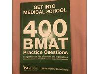 BMAT question book (ISC)