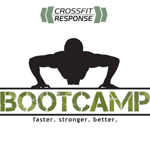 Response Bootcamp - First workout is FREE!