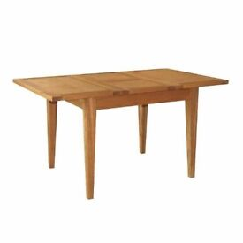 Brooklyn Oak extendable Dining Table
