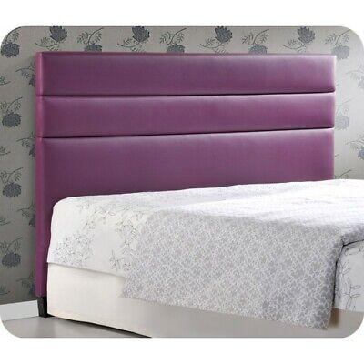 Usado, Cabecero juvenil tapizado polipiel colores - para cama de 90cm - diseño segunda mano  Salamanca