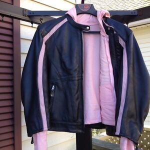 Womans Motorcycle jacket Cambridge Kitchener Area image 1