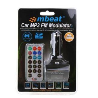 mbeat Car FM MP3 Transmitter Mount Druitt Blacktown Area Preview