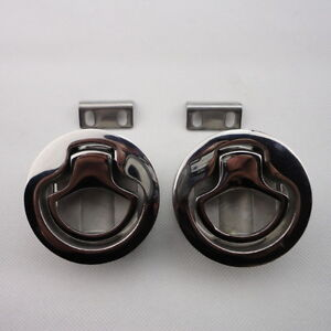 2X Marine Boat Stainless Steel 2