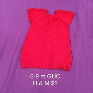 6-9 month holiday clothing London Ontario image 2