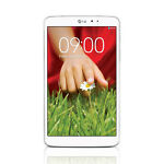 LG G Pad 8.3 2GB, Wi-Fi, 8.3in - White