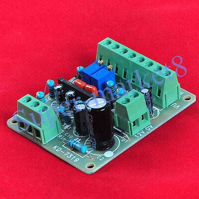 Vu Meter Driver Pcb Board Stereo For Two Vu Meters New