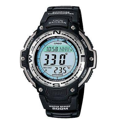 Купить Casio Sport - Casio SGW-100-1VEF Digital Sports Compass Thermometer Watch SGW100 Brand NEW