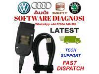 ✔️ latest new best✔️HEX V2 OBD2 ✔️ all cars ✔️ VAG diagnostics cable ✔️ Activation