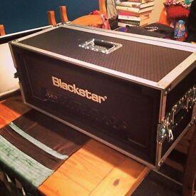Blackstar HT Club 50 head w/Live-in Flightcase