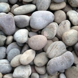 20-30 mm Scottish beach pebble