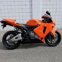 Just in. Only $149.00 per month. 2006 Honda CBR 600RR