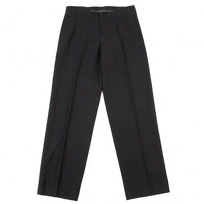 (SALE) GUCCI wool serge pants Size 38(K-18489)