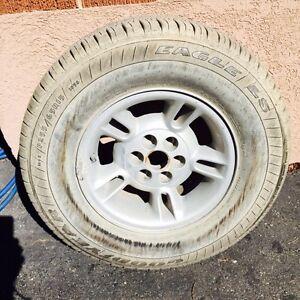Durango wheel