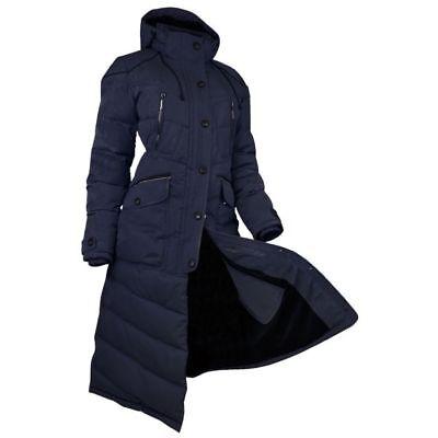 Elt Winter Reitmantel Saphira nachtblau