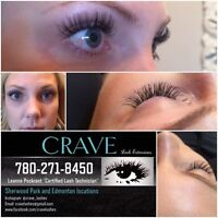 Looking for Lash perfection? Gift ideas? LASH EXTENSIONS!