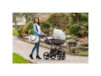 Mini-Uno Stride Pushchair - Grey Melange £150