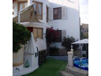 Holidays rooms in a typical villa Ibiza